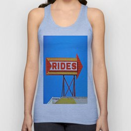 Let's Ride Unisex Tank Top