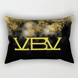 lowkey Vega sandwich Rectangular Pillow