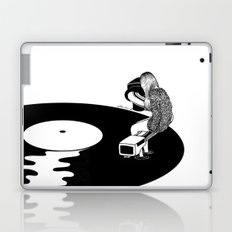 Don't Just Listen, Feel It Laptop & iPad Skin