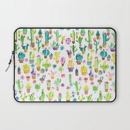 Happy Cactuses Laptop Sleeve