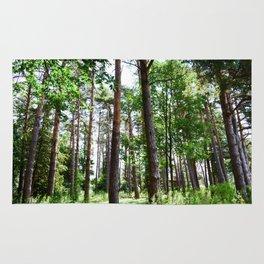 Hidden Forest Rug