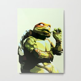 Aye Youngster, Metal Print