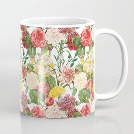 Vintage Floral Pattern | No. 1B Coffee Mug