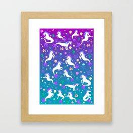 Kelpie Framed Art Print