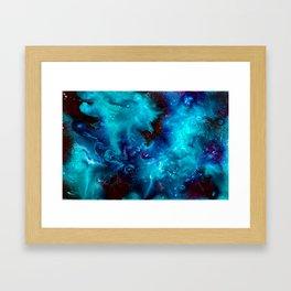 Water Sign: Scorpio Framed Art Print