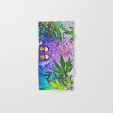 Stay High Hand & Bath Towel