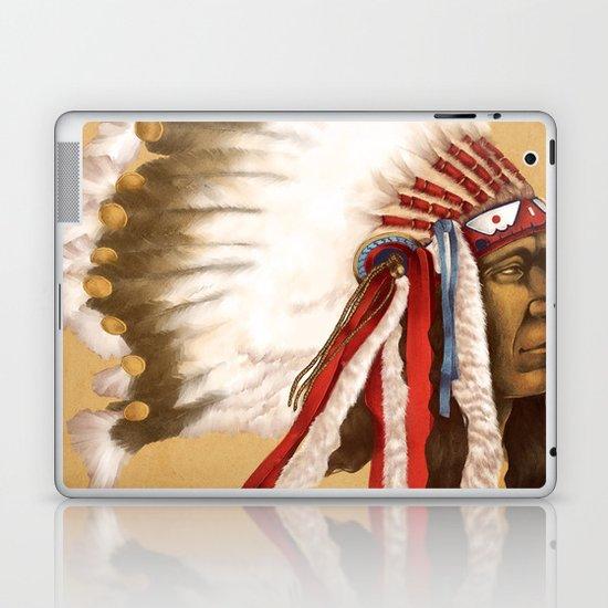 Crow Native American Laptop & iPad Skin