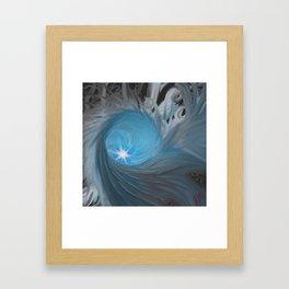 StarWave Framed Art Print