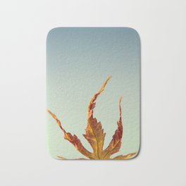 Acer Palmatum Leaf Bath Mat