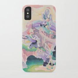The Person We Are Together - Pearl, Amethyst, Opal iPhone Case