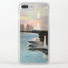 The Islands Of The Bahamas - Nassau Paradise Island Clear iPhone Case