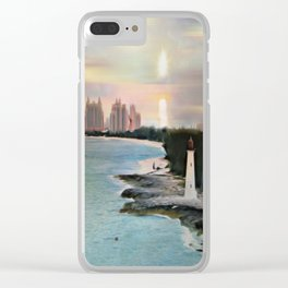 The Islands Of The Bahamas - Nassau Paradise Island Clear iPhone Case