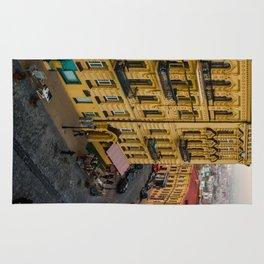the Central street of Kiev Rug