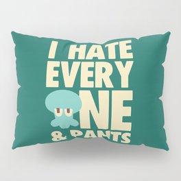 Squidward Quotes Pillow Sham