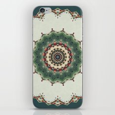 Need a Little Christmas -- Greeting Card iPhone & iPod Skin