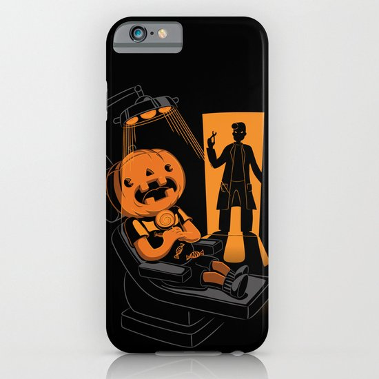 Are You Afraid of the Dentist? iPhone & iPod Case