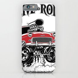 1955 CHEVY CLASSIC HOT ROD iPhone Case