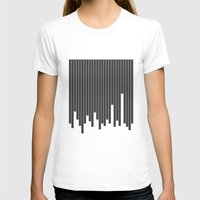 cityscape T-shirts featuring Cityscape by The Blonde Dutch Girl