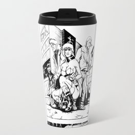 Ghost in the Shell: Section 9 Travel Mug