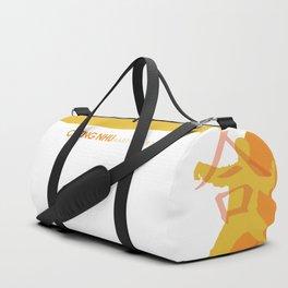 Kanji Bright Duffle Bag
