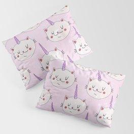 Floof the unicorn Pillow Sham