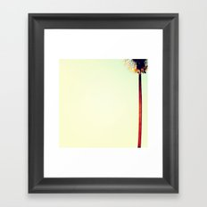 SEED 001 Framed Art Print