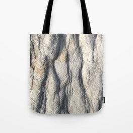 Rock Face Tote Bag