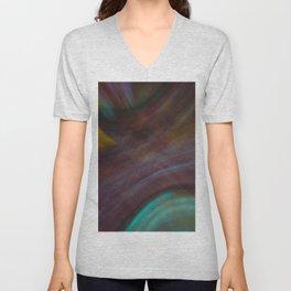 Bands of Color Unisex V-Neck