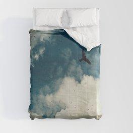Same Old Sky Comforters