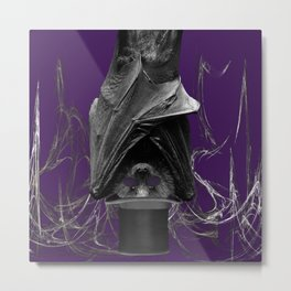 Saturn bat Metal Print