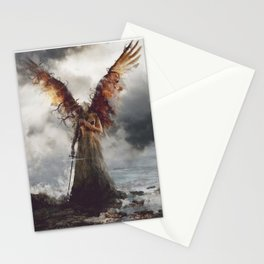 Of Valkyries and Wyrd Stationery Cards