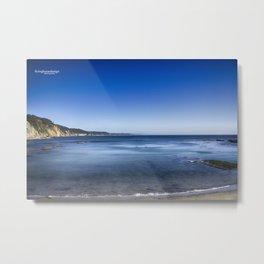 Cape Arago Cove Metal Print