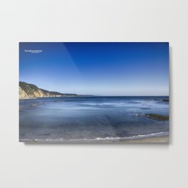 Cape Arago Cove Metal Print