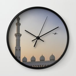 Sheikh Zayed Grand Mosque Wall Clock