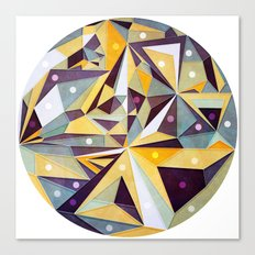 Stelar Canvas Print