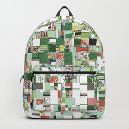 Chaotic Clusters of Green Backpack