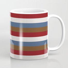 Bold Neutral Stripes Coffee Mug