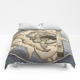Savior of the World Comforters