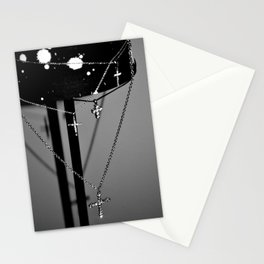 Crossing. Stationery Cards