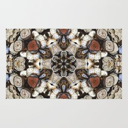 Pieces of Time Rug