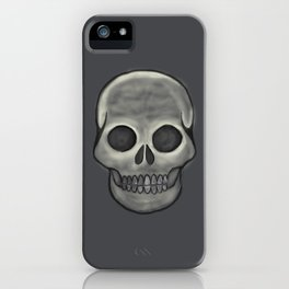 Captain Greyskull iPhone Case
