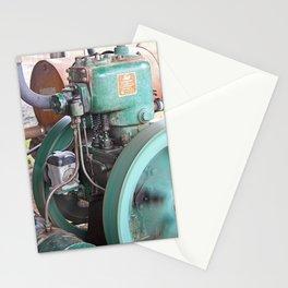 Lister Steam Engine. R A Lister Australia Pty Ltd. Salisbury Qld. Stationery Cards