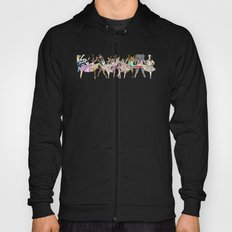 Animal Ballet Hipsters LV Hoody