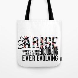 ARISE Pt2 Tote Bag