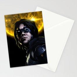 Kai Leng Cerberus assassin Mass Effect Stationery Cards