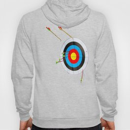 Approaching the target Hoody