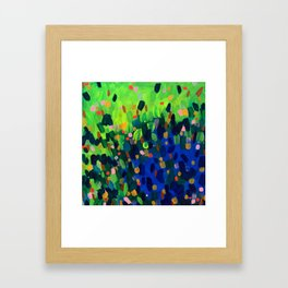 Come Out of the Sea Framed Art Print