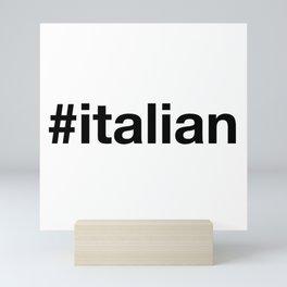 ITALY Mini Art Print