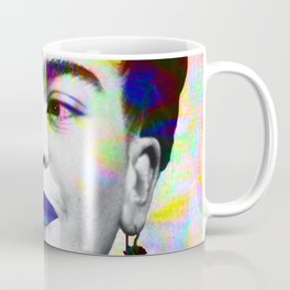 Frida Kahlo iridescence Coffee Mug