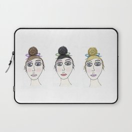 Pretty Ladies Laptop Sleeve